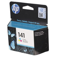 HP 141 Tri-color Original Ink Cartridge