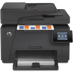 HP M177fw LaserJet Pro All-in-One Color Laser Printer - Gadgitechstore.com