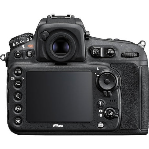 Nikon D810 DSLR Camera with 24-120mm Lens - GadgitechStore.com Lebanon - 3
