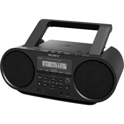 Sony CD Boombox Bluetooth ZS-RS60BT