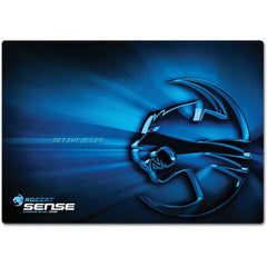 ROCCAT Sense Chrome Blue 2mm - High Precision Gaming Mousepad