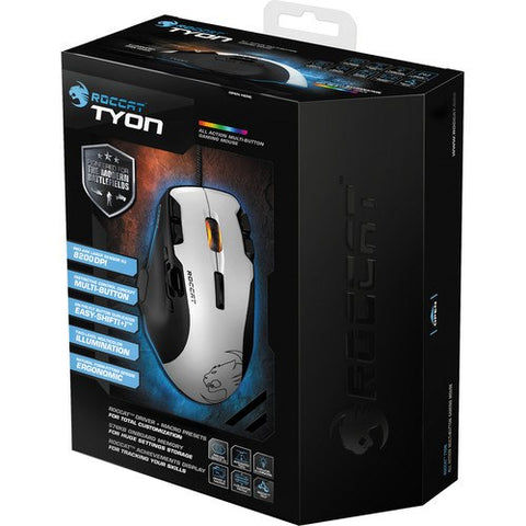 Roccat Tyon All Action Multi-Button Gaming Mouse - Gadgitechstore.com