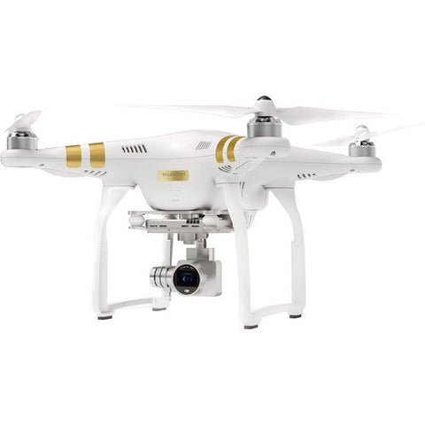 DJI Phantom 3 Professional Quadcopter with 4K Camera and 3-Axis Gimbal - GadgitechStore.com Lebanon - 1