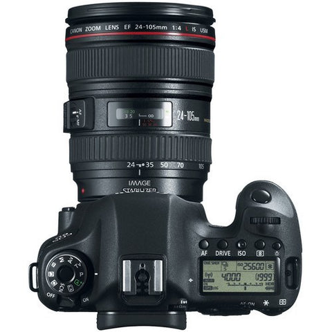 Canon EOS 6D 24-105IS (WG) - Wireless - GadgitechStore.com Lebanon - 2