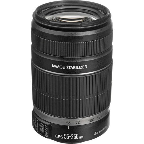 Canon EF-S 55-250mm 4-5.6 IS II Lens - Gadgitechstore.com