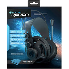 ROCCAT Renga - Studio Grade Over-ear Stereo Gaming Headset
