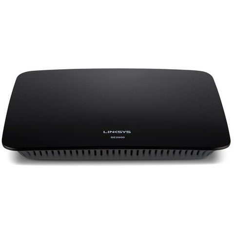 Linksys SE2800 8-Port Gigabit Ethernet Switch - Gadgitechstore.com