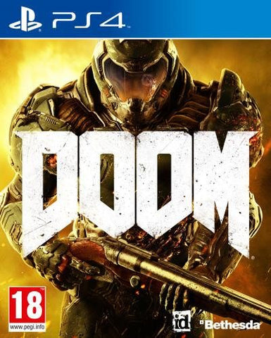 Doom (PS4 Game)