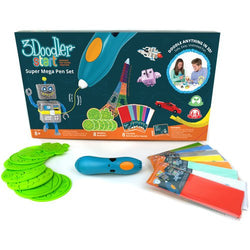 3Doodler Start Super Mega Pen Set - Gadgitechstore.com
