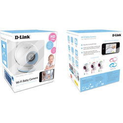 D-Link DCS-825L Day/Night Wi-Fi HD Baby Camera - Gadgitechstore.com