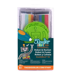 3Doodler Start DoodleBlock Kit (Rocket/Robot Set)
