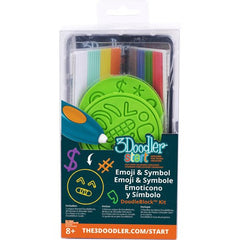 3Doodler Start DoodleBlock Kit (Emoji/Symbol Set)