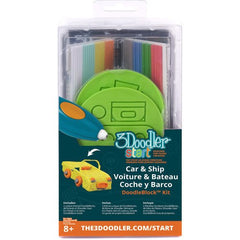 3Doodler Start DoodleBlock Kit (Vehicle Set)