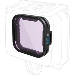 GoPro Magenta Dive Filter for HERO5 Black Super Suit