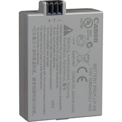 Canon LP-E5 Rechargeable Lithium-Ion Battery Pack (7.4V, 1080mAh)