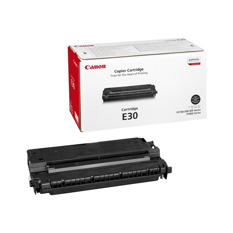 Canon E30 Black Toner Cartridge