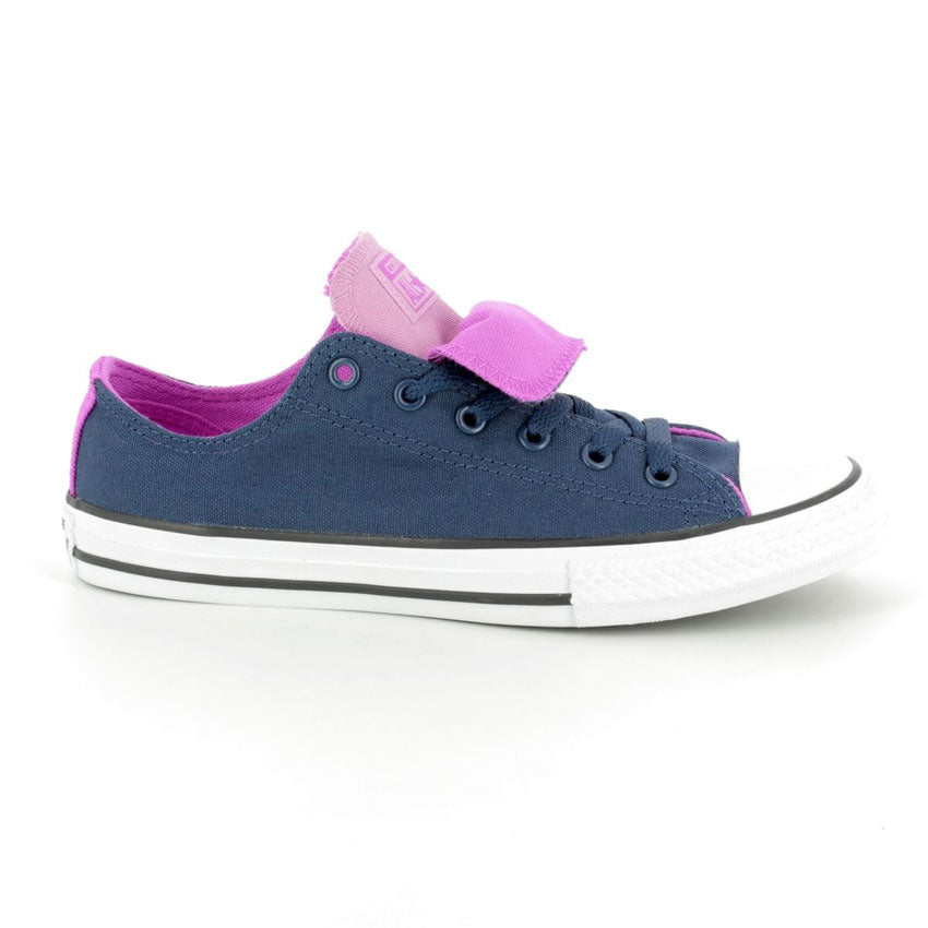 5a36567b0642 Converse Junior lifestyle Chuck Taylor All Star Double Tongue-Ox Shoes –  Gadgitechstore.com