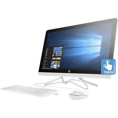 HP All-in-One 24-e000ne (2BW92EA) Touch Desktop Computer