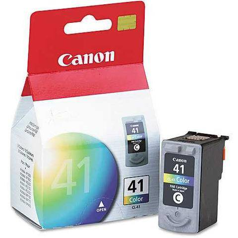 Canon PG-40 and CL-41 ink cartridge