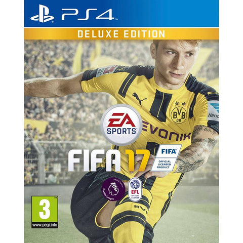 FIFA 17 Deluxe Edition (PS4 Game)