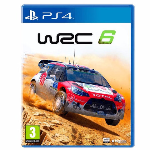 WRC 6 (PS4 Game)