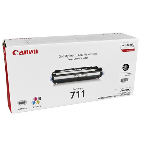 Canon 711 Series Toner Cartridge