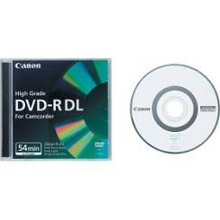Canon DVD-R DL54 Dual Layer Disc