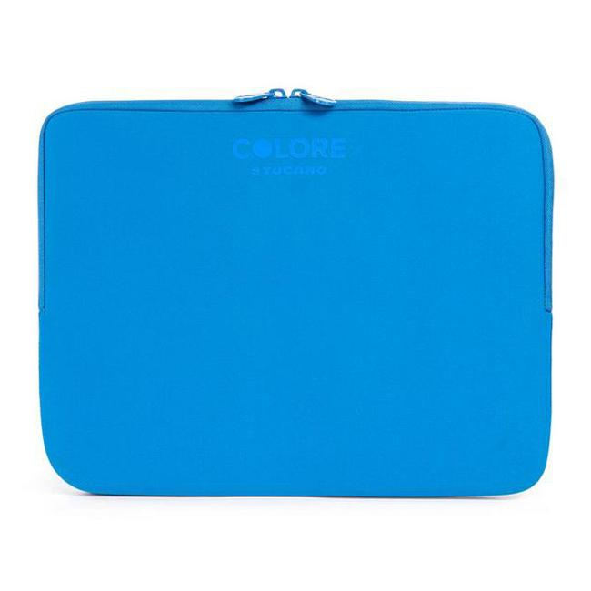 "Tucano Colore Second Skin Sleeve for Notebooks 15"" & 16"""