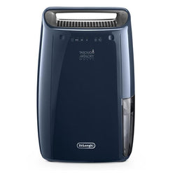 De'Longhi Dehumidifier 16L/day- 150m3 With Bio Silver Air Filter