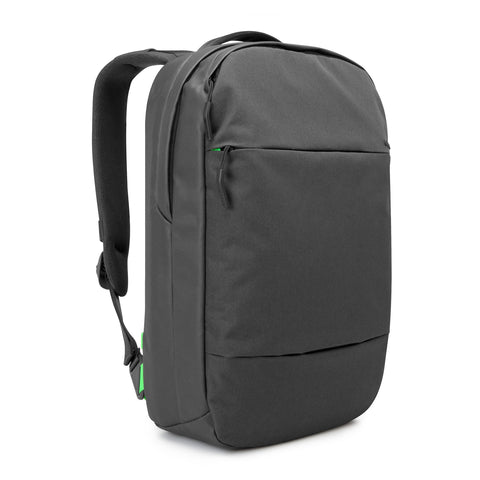 Incase City Collection Compact Backpack Black - GadgitechStore.com Lebanon - 1