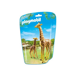 Playmobil GIRAFFE WITH CALF (6640)