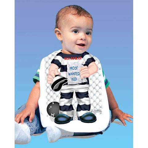 Just Add A Kid Alcatraz Bib