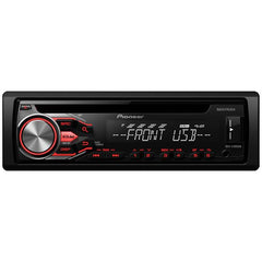 Pioneer DEHX1850UB Car CD Player With Tuner