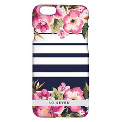 So Seven Romantic Flower Case For iPhone 8