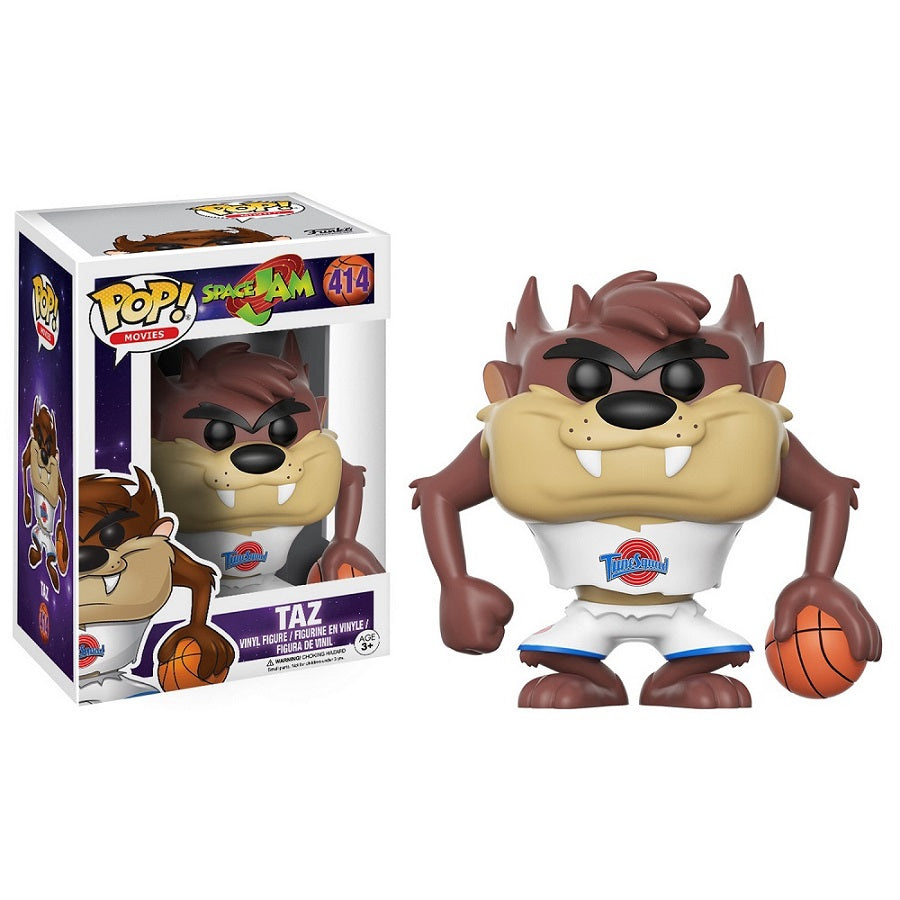 FUNKO POP! Vinyl: Space Jam: Taz