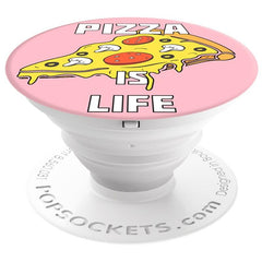 PopSockets Expanding Stand and Grip ( Pizza is life )