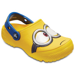 Crocs Kids' Lifestyle Minions Clog Slippers