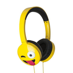 JAM Audio Jamoji Wired Headphones