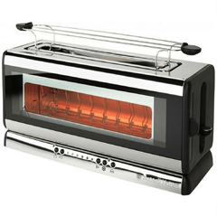 Russell Hobbs 21310-56 Clarity Glass toaster