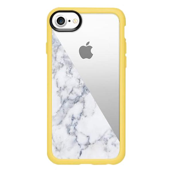 quality design 9dc83 975cb Casetify Marble Side Phone Case For iPhone 7/iPhone 7 Plus