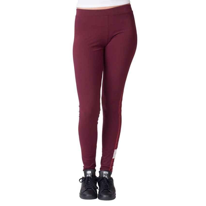 adidas Originals Adibreak Tight Leggings für Damen Rot