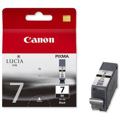 Canon PGI-7 Black & PGI-9 Clear Ink Cartridge