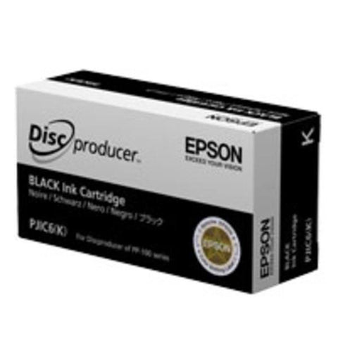 Epson Discproducer Black Ink Cartridge C13S020452