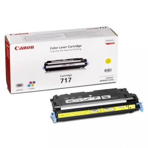 Canon 717 Series Toner Cartridge
