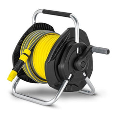 KARCHER HR 4.525 Free Standing / Wall Mounted Hose Reel Kit 25m
