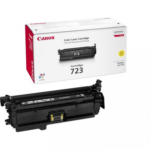 Canon 723 Series Toner Cartridge