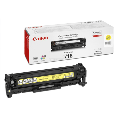 Canon 718 Series Toner Cartridge