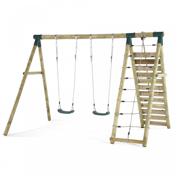 Plum Uakari Swing and Climb Set