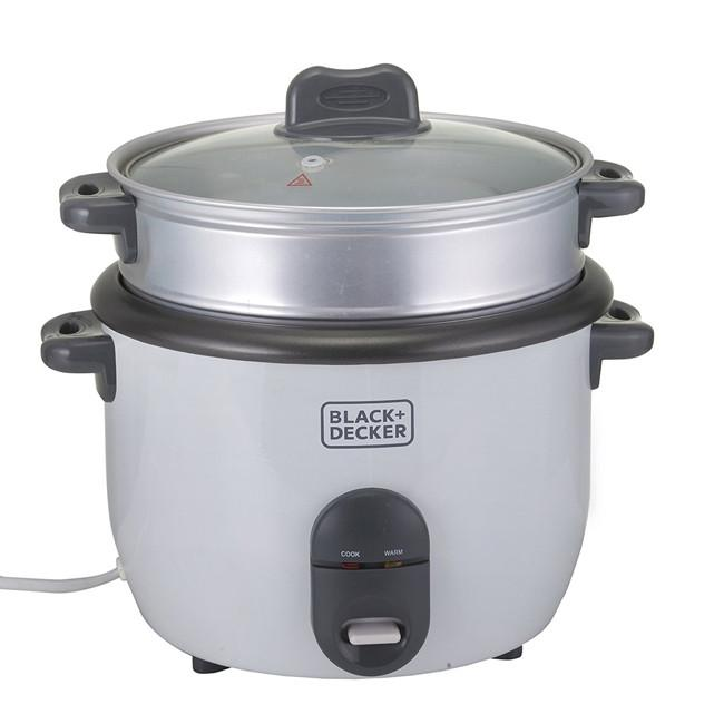 Black & Decker RC1860-B5 Rice Cooker - Gadgitechstore.com