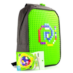 Upixel Canvas Classic Backpack Large